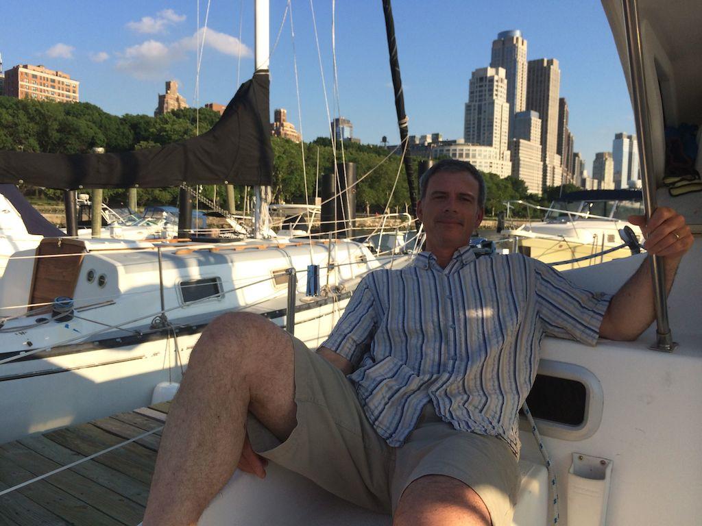Sun Challenge - Sailing from Nova Scotia to Toronto